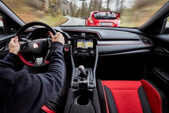 Chi tiết Honda Civic Type R 2018 dành cho lục địa già - Ảnh 9.