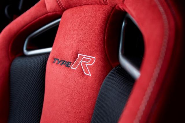 Chi tiết Honda Civic Type R 2018 dành cho lục địa già - Ảnh 10.