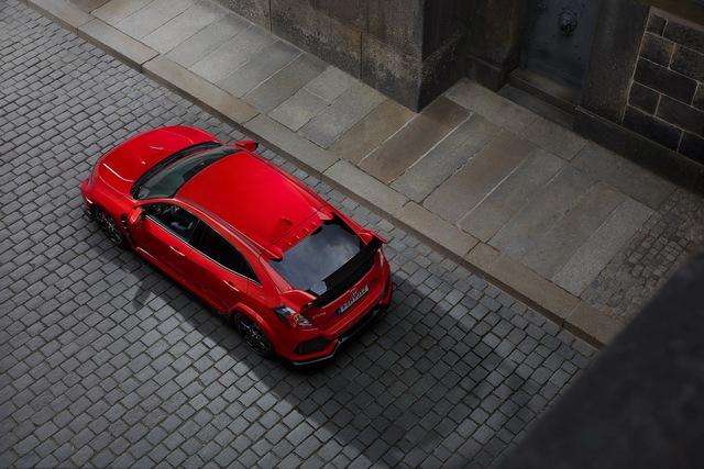 Chi tiết Honda Civic Type R 2018 dành cho lục địa già - Ảnh 11.