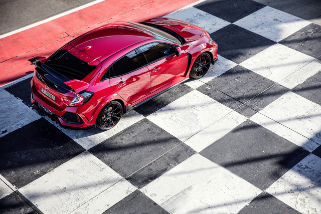 Chi tiết Honda Civic Type R 2018 dành cho lục địa già - Ảnh 12.