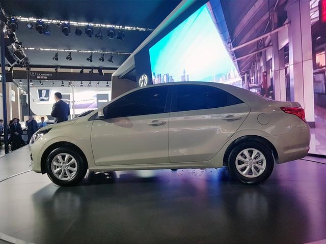 Hyundai trình làng phiên bản giá rẻ hơn của sedan cỡ nhỏ Accent - Ảnh 1.