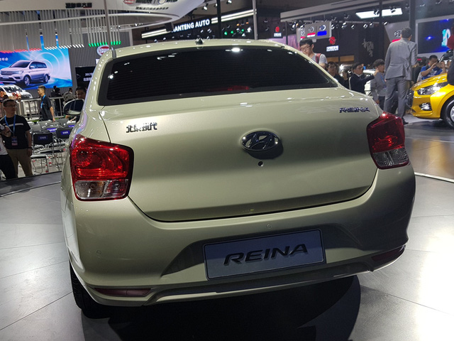 Hyundai trình làng phiên bản giá rẻ hơn của sedan cỡ nhỏ Accent - Ảnh 5.