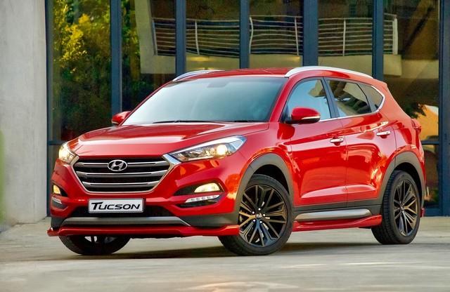 Hyundai tung ra Tucson Sport 2017 với thiết kế thể thao và động cơ mạnh hơn - Ảnh 2.