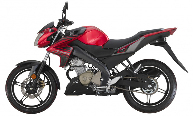Yamaha FZ150i có thêm màu mới tại Việt Nam, giá không đổi - Ảnh 2.