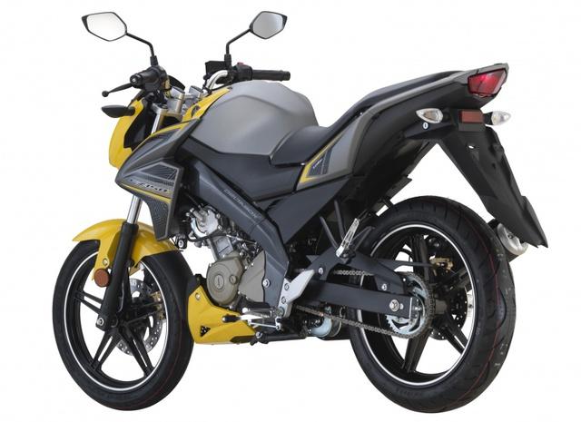 Yamaha FZ150i có thêm màu mới tại Việt Nam, giá không đổi - Ảnh 4.