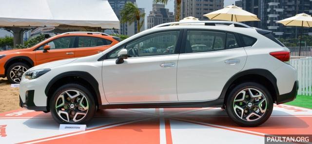 Ngắm kỹ crossover cỡ nhỏ Subaru XV 2017 sẽ về Việt Nam trong thời gian tới - Ảnh 2.
