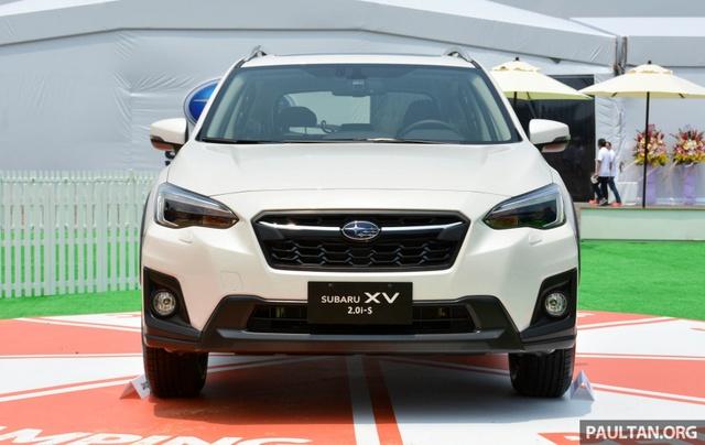 Ngắm kỹ crossover cỡ nhỏ Subaru XV 2017 sẽ về Việt Nam trong thời gian tới - Ảnh 3.