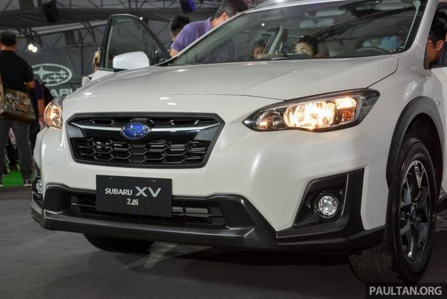 Ngắm kỹ crossover cỡ nhỏ Subaru XV 2017 sẽ về Việt Nam trong thời gian tới - Ảnh 4.