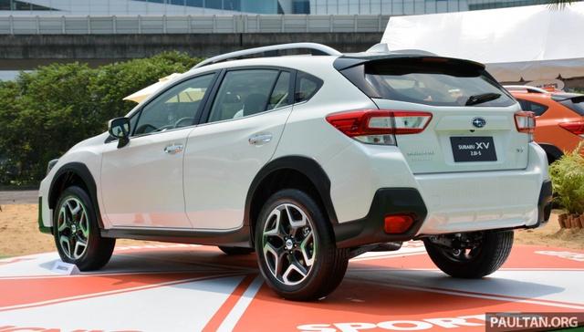Ngắm kỹ crossover cỡ nhỏ Subaru XV 2017 sẽ về Việt Nam trong thời gian tới - Ảnh 5.