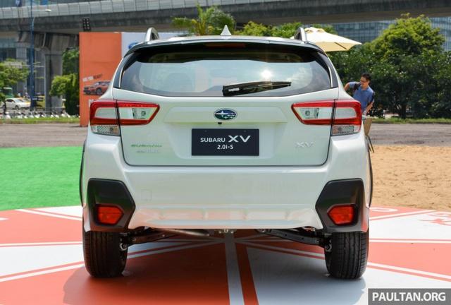 Ngắm kỹ crossover cỡ nhỏ Subaru XV 2017 sẽ về Việt Nam trong thời gian tới - Ảnh 12.