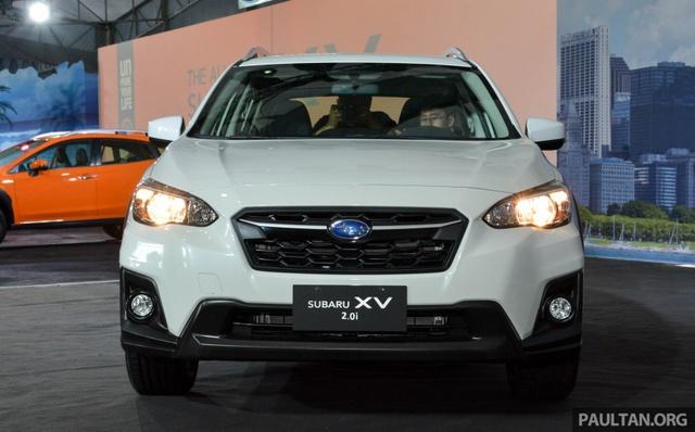 Ngắm kỹ crossover cỡ nhỏ Subaru XV 2017 sẽ về Việt Nam trong thời gian tới - Ảnh 13.