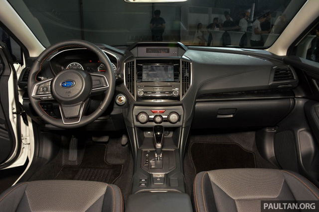 Ngắm kỹ crossover cỡ nhỏ Subaru XV 2017 sẽ về Việt Nam trong thời gian tới - Ảnh 15.
