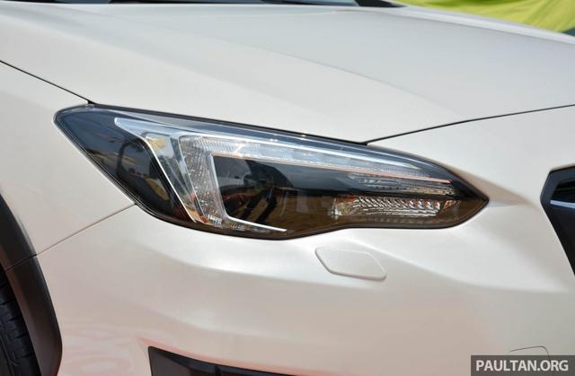 Ngắm kỹ crossover cỡ nhỏ Subaru XV 2017 sẽ về Việt Nam trong thời gian tới - Ảnh 16.