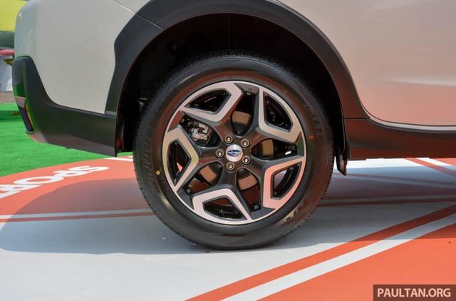 Ngắm kỹ crossover cỡ nhỏ Subaru XV 2017 sẽ về Việt Nam trong thời gian tới - Ảnh 17.