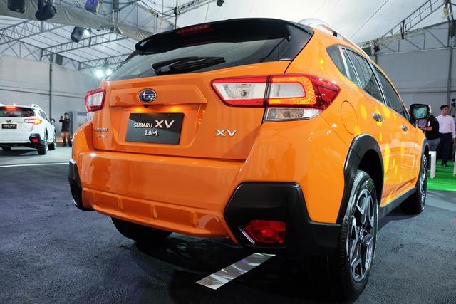 Ngắm kỹ crossover cỡ nhỏ Subaru XV 2017 sẽ về Việt Nam trong thời gian tới - Ảnh 21.