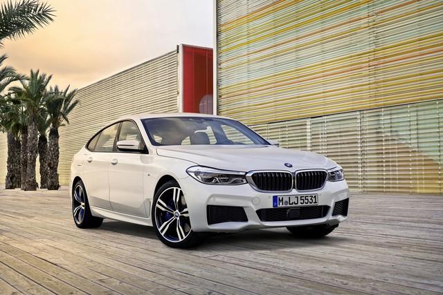 BMW 6-Series Gran Turismo 2018 - Xe sang công nghệ cao và tiện dụng - Ảnh 1.