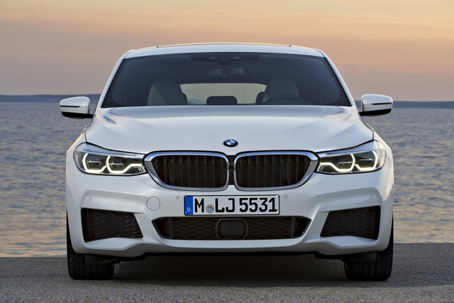 BMW 6-Series Gran Turismo 2018 - Xe sang công nghệ cao và tiện dụng - Ảnh 3.