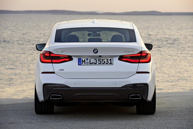 BMW 6-Series Gran Turismo 2018 - Xe sang công nghệ cao và tiện dụng - Ảnh 4.