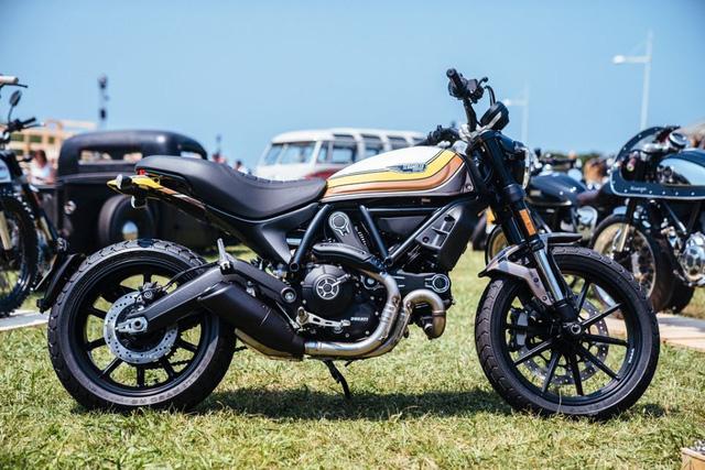 Ducati ra mắt 2 phiên bản mới của dòng mô tô Scrambler  - Ảnh 1.
