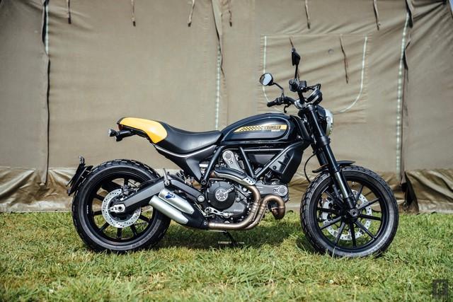 Ducati ra mắt 2 phiên bản mới của dòng mô tô Scrambler  - Ảnh 6.