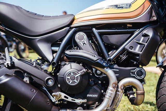 Ducati ra mắt 2 phiên bản mới của dòng mô tô Scrambler  - Ảnh 8.