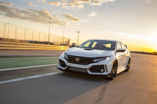 Honda Civic Type R 2017 đã có giá bán chính thức - Ảnh 1.