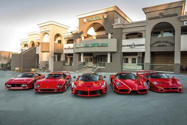 Hành trình trở thành nhà sưu tập siêu xe Ferrari có tiếng của một triệu phú người Mỹ gốc Á - Ảnh 10.