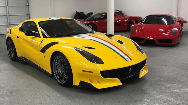 Sở hữu 300 triệu USD và bộ sưu tập siêu xe khủng nhưng đại gia này lại không mua được Ferrari LaFerrari Aperta - Ảnh 4.