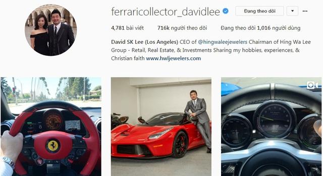 Hành trình trở thành nhà sưu tập siêu xe Ferrari có tiếng của một triệu phú người Mỹ gốc Á - Ảnh 1.