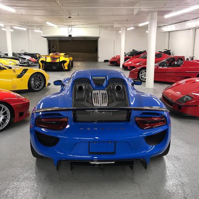 Hành trình trở thành nhà sưu tập siêu xe Ferrari có tiếng của một triệu phú người Mỹ gốc Á - Ảnh 12.