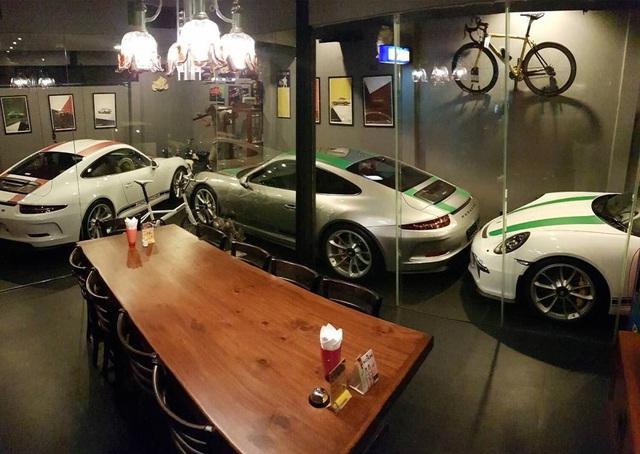 Phát thèm với dàn xe thể thao Porsche 911 R ở Thái Lan - Ảnh 2.