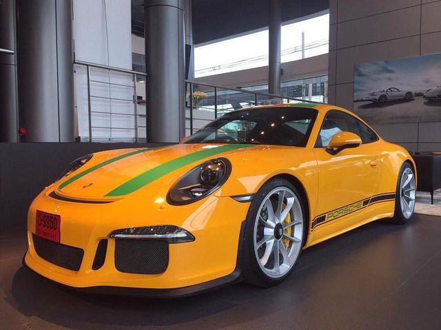 Phát thèm với dàn xe thể thao Porsche 911 R ở Thái Lan - Ảnh 3.