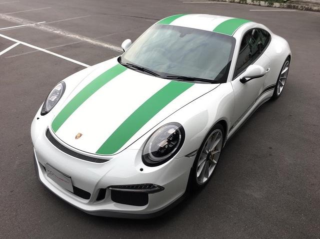 Phát thèm với dàn xe thể thao Porsche 911 R ở Thái Lan - Ảnh 4.