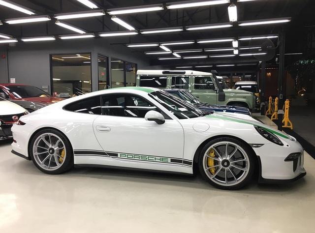 Phát thèm với dàn xe thể thao Porsche 911 R ở Thái Lan - Ảnh 7.