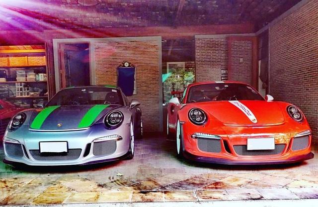 Phát thèm với dàn xe thể thao Porsche 911 R ở Thái Lan - Ảnh 12.