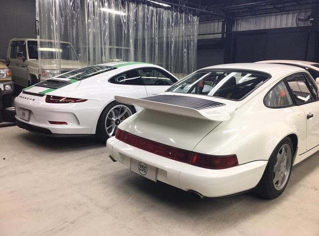Phát thèm với dàn xe thể thao Porsche 911 R ở Thái Lan - Ảnh 13.