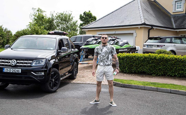 Khám phá bộ sưu tập xe ấn tượng của gã điên Conor McGregor - Ảnh 13.