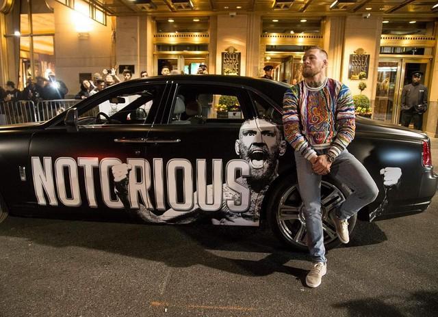 Khám phá bộ sưu tập xe ấn tượng của gã điên Conor McGregor - Ảnh 16.