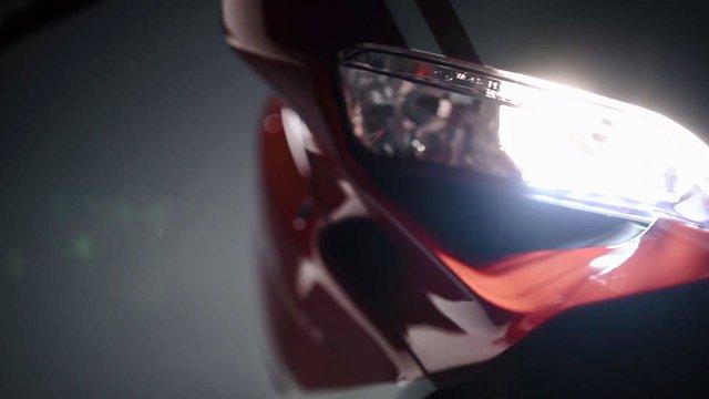 Ducati tung video úp mở về mẫu mô tô phân khối lớn sắp ra mắt - Ảnh 2.