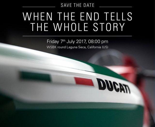 Ducati tung video úp mở về mẫu mô tô phân khối lớn sắp ra mắt - Ảnh 6.