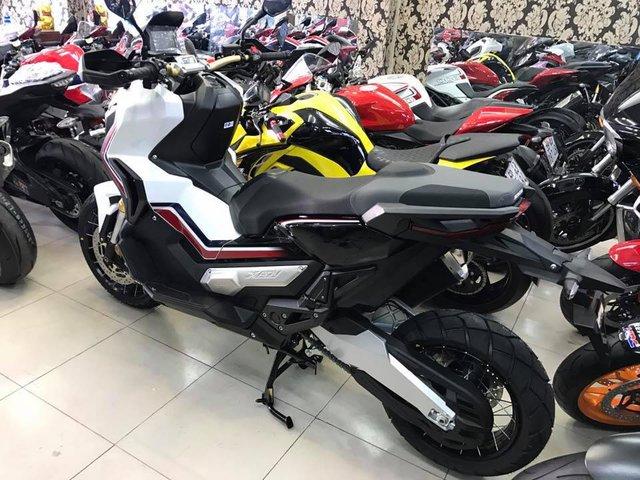 Xe ga phân khối lớn Honda X-ADV được đưa về Việt Nam, giá hơn nửa tỷ Đồng vẫn có người mua - Ảnh 5.