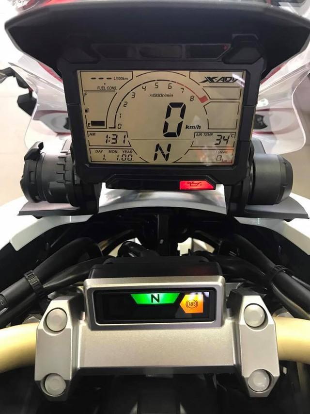 Xe ga phân khối lớn Honda X-ADV được đưa về Việt Nam, giá hơn nửa tỷ Đồng vẫn có người mua - Ảnh 9.