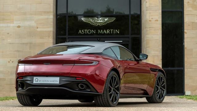Làm quen với chiếc Aston Martin DB11 có một không hai trên thế giới - Ảnh 3.
