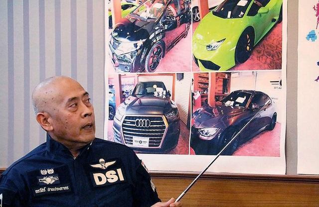 Hàng loạt siêu xe và xe sang bị ăn trộm tại Anh được tuồn về Thái Lan - Ảnh 1.