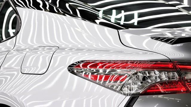 Toyota Camry 2018 bắt đầu lên dây chuyền sản xuất - Ảnh 6.