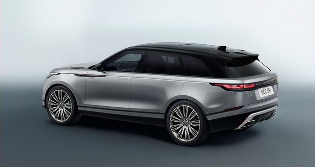 SUV hạng sang Range Rover Velar có thêm động cơ mới - Ảnh 2.