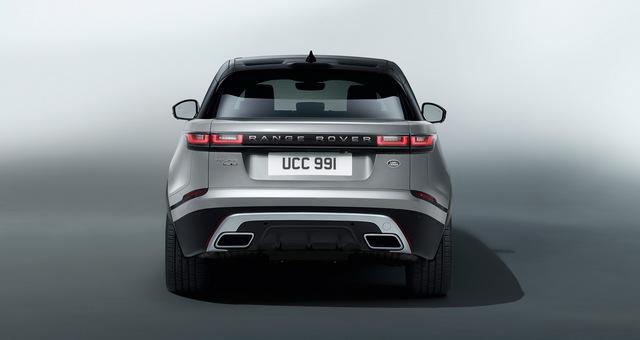 SUV hạng sang Range Rover Velar có thêm động cơ mới - Ảnh 3.