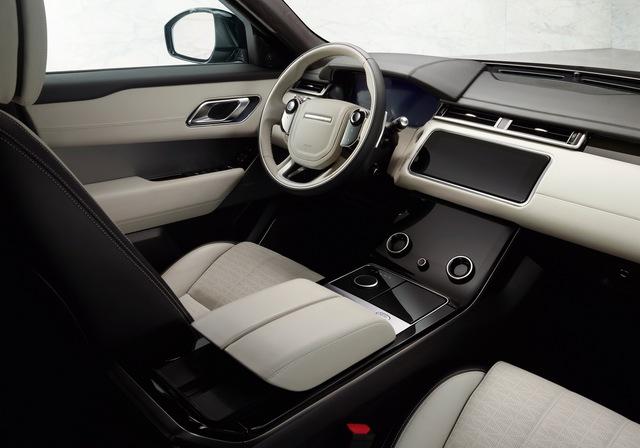 SUV hạng sang Range Rover Velar có thêm động cơ mới - Ảnh 4.