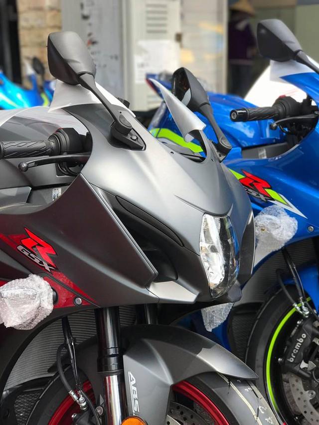 Lô siêu mô tô Suzuki GSX-R1000 2017 đầu tiên cập bến Việt Nam, giá khoảng 600 triệu Đồng - Ảnh 6.
