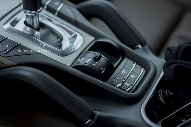 Porsche Cayenne Platinum - chiến mã Ô Vân Đạp Tuyết đến từ Đức - Ảnh 6.